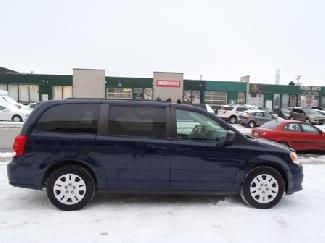 Dodge Grand Caravan Stow N Go 2014