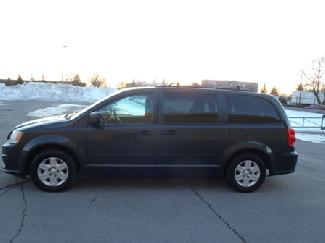 Dodge Grand Caravan Stow N Go 2011