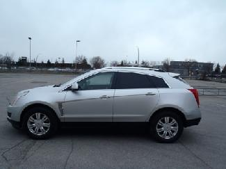 Cadillac SRX4 AWD LUXURY ED. 2011